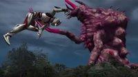 《奈克瑟斯 默示录》战斗模式-异生兽佩德隆闯关