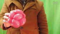 单条绣球教程-浪漫气球教程