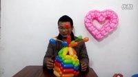 魔术气球造型--气球帽子 气球视频 气球 魔术气球教程 魔术气球 气球教程 气球拱门 气球花 气球魔术教程 气球造型教程 气球装饰 经典街卖造型 气球布置 踩气