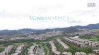 Winson + Erica · 花都皇冠假日婚礼电影  YokoFilm出品