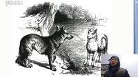 英语伊索寓言 狼与羊羔 The Wolf and the Lamb