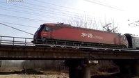 【火车视频】Z186次(深圳——沈阳北)列车减速通过发出噪音