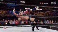 WWE 布洛克·莱斯纳vs安格尔+生涯模式与自拍哥终极一战 CENATV SHOW第二十八期(wwe2k16)
