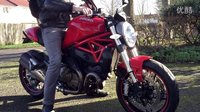 【K频】Ducati Monster 821 各种环境高清晰原厂排气声音