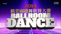 2014 WDC 世界职业国标舞大赛中国台北站 - 摩登舞拉丁舞众多巨星参赛-1080P