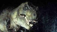 侏罗纪公园1霸王龙杀迅猛龙