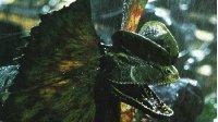 侏罗纪公园1双冠龙吃人