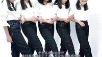 sunshine组合五个小女孩专访/附越南HKT同门师妹全十古云107