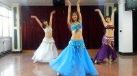 [舞媚娘]初级肚皮舞【美梦】【DIDI】(自频道中有分解教学) 年会舞蹈