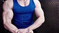 健身型男水果带你练肌肉:1