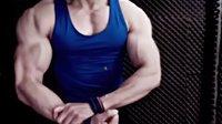 健身型男水果带你练肌肉:2