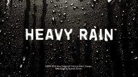 【糖糖实况】暴雨Heavy Rain HD版 1