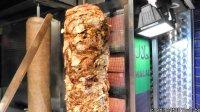 【大吃货爱美食】环球接头料理——伦敦街头的土耳其卡巴烤肉~160308