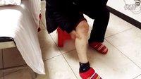 胡升猛医师运用特穴埋线针灸治疗范林宣女士腿疼视频