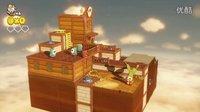 【雪激凌解说】WIIU蘑菇队长:财宝猎人EP2:蠢萌蠢萌的真菌们