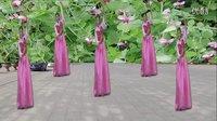 枝叶儿原创广场舞《天边的格桑花》枝叶儿制作《春暖花开百花齐放》