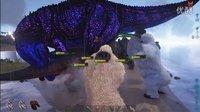 君莫言原创-方舟生存进化-179-巨兽boss不愧为王-多人联机