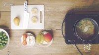 贾美丽陪你吃早餐系列之重逢-品质生活从做早餐开始 清茶