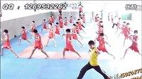 【武翔特技】空翻 特技 跑酷 武术 跆拳道 极限武术 双节棍表演