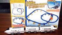 小火车 亲子玩具 TOMY E3系秋田新干线 玩具口袋原创视频