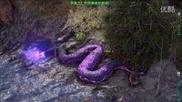 肉搏【方舟 生存进化 瓦哈拉生存】009蛇岛