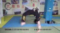【武翔特技】2015到2016武术 空翻特技 双节棍 跆拳道特技宣传视频