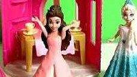 真假公主芭比娃娃的舞会