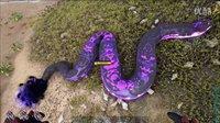 君莫言原创-方舟生存进化-194-特殊巨蛇尾部亮点-多人联机