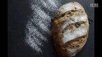 【面包食验】懒人必备-免揉提子核桃包 No Kneading Cranberry & Walnut Bread【一月食验室】