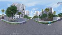 全景小区 房地产动画 虚拟样板房 全景视频 房地产 汽车 3dsmax制作 虚拟现实 vr