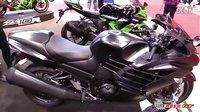 2016川崎忍者ZX14R - 近拍 - 2016年多伦多摩托车展