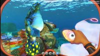 【小熙解说】美丽水世界01 这深海里有恐怖食人鱼啊!