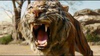 奇幻森林2016虎王歇利可汗虐杀狼和黑豹