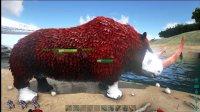君莫言原创-方舟生存进化-251-精英犀牛幼崽真抗晕-多人联机