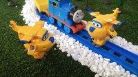 托马斯和他的朋友们 变形金刚和真假超级飞侠 擎天柱 乐迪 多多 托马斯小火车