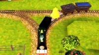 玩具小火车第10集火车过隧道4托马斯和他的朋友们运货☆巴布工程师万能的阿曼汽车总动 员