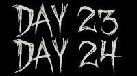 恐怖实况《松景》第23-24天:最后的一张信纸