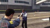 【gta5警察上班第三天】终于当上FBI了