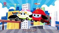 Super Brave Cars(出动了) | 英语汽车儿歌 | 碰碰狐!汽车儿歌