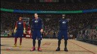 【亚当熊 超级英雄征战NBA第四期】超人闪电侠蝙蝠侠参加扣篮大赛(逗逼的不行2k16)2k17