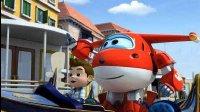 超级飞侠第一期乐迪小爱第一次飞行 包警长和多多 飞机模型游戏乐迪酷飞玩具亲子益智游戏小杨酱解说