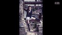 第2季 HANBOWEN人像摄影后期:废墟中的制服少女