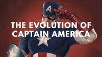 超级英雄银幕形象进化史 美国队长篇