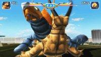 【小熙&屌德斯】奥特曼格斗进化3双人对战 怪兽VS怪兽也能摆出这种羞耻姿势!