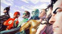 亚当熊 GTA5:正义联盟VS绿巨人(超人&绿灯侠&绿箭侠&海王)