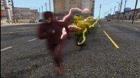 亚当熊 GTA5:闪电侠单挑憎恶&大龙
