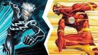 亚当熊 GTA5:快银和闪电侠谁更快?拳击俱乐部