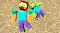 gmod 沙盒模组炼狱(我的世界史蒂夫)第6集