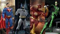 亚当熊 GTA5:正义联盟打怪升级(强行刷存在感)超人蝙蝠侠闪电侠绿灯侠