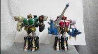 百兽战队 DX合体机器人 百兽骑士 巨象王